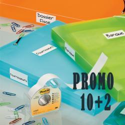 Nastro di carta adesiva Post It Cover up - rimuovibile - 25mm x 17,7mt - Post It