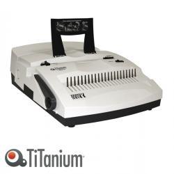 Rilegatrice elettrica EC21+4 - combinata - Titanium