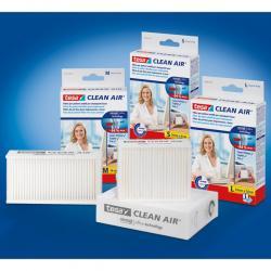Filtro Clean Air per stampanti e fax - 10x8 cm - Tesa