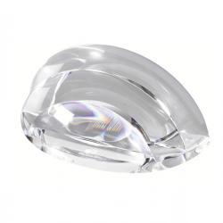 Sparticarte Nimbus - 19,2x9x9 cm - trasparente cristallo - Rexel