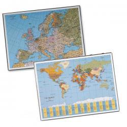 Sottomano Geographic Europa - 40x53 cm - Läufer