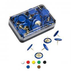 Puntine Inflex - nero - Mohlo Leone - conf. 50 pezzi