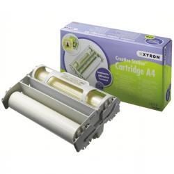 Bobina film per Stazione Creativa - plastificazione + adesivizzazione riposizionabile - A4 - 7,5 m - Xyron