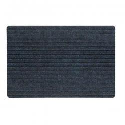 Zerbino asciugapassi Kent - 50x80cm - grigio antracite - Velcoc