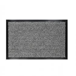 Zerbino asciugapassi Nevada - 40x70cm - grigio - Velcoc