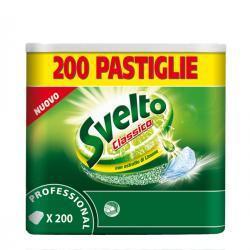 Tabs per lavastoviglie - 10 gr - Svelto - fustino da 200 tabs