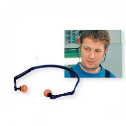 Inserti auricolari con archetto 1310 - SNR 26 dB - blu/arancio - 3M™