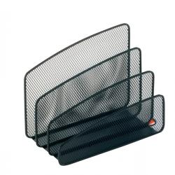 Sparticarte Mesh - rete metallica - 14,5x18x9 cm - nero - Alba