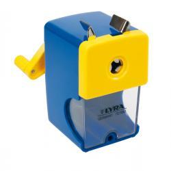 Temperamatite a manovella - 1 foro - Lyra