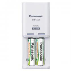 Caricabatterie CC050 - per stilo AA, ministilo AAA - Panasonic