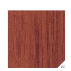 Rotolo Cartarivesto Rex Taco - 49x300 cm - adesivo - lavabile - legno scuro - Rex Sadoch