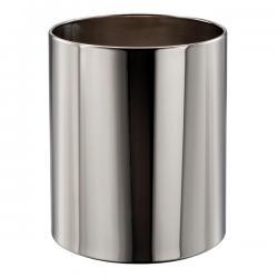 Cestino gettacarte Getsi - 12,5 litri - inox - Medialinternational