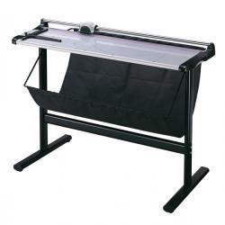 Taglierina a lama rotante 3026 - con stand - A0+ - 1500 mm - taglio lineare - capacità taglio 7 fg - grigio - Titanium