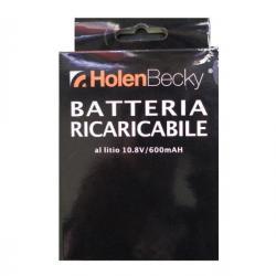 Batteria ricaricabile al litio per verifica banconote HolenBecky HT7000/HT6060 - HolenBecky