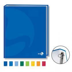 Raccoglitore Color - 18,5x22cm - 4anelli - dorso 3,5cm - BM
