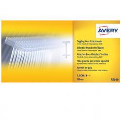 Fili standard per sparafili - PPL - 20 mm - Avery - conf. 5000 pezzi