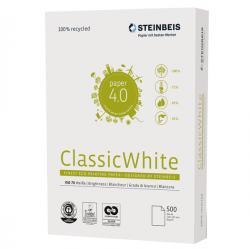 Carta riciclata al 100% senza legno - A4 - 80gr - Steinbeis - conf. 500fg