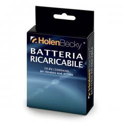Batteria ricaricabile al litio per Money Cube HT1000 - HolenBecky