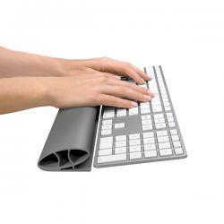 Poggiapolsi da tastiera I.Spire - grigio - Fellowes