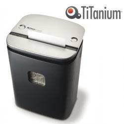 Distruggidocumenti TS516XCD - frammenti - 29Litri - Titanium