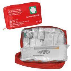 Astuccio di pronto soccorso per auto Soft Bag DIN 13164B - PVS