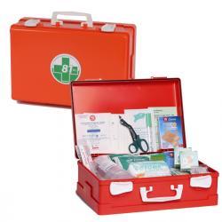 Valigetta di pronto soccorso Medic 2 - arancio - oltre 3 persone - PVS