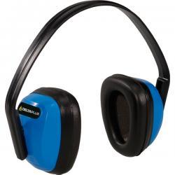 Cuffia antirumore SPA3 - SNR 28 dB - ABS/polistirene/gomma piuma - blu/nero - Deltaplus