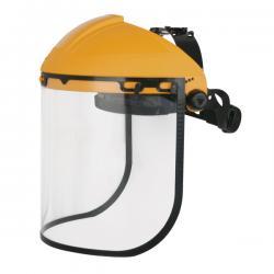 Porta visiera con protezione frontale + Visiera Balbi 2 - Delta Plus