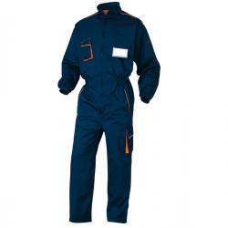 Tuta da lavoro Panostyle® M6COM - blu/arancio - taglia L - Delta Plus