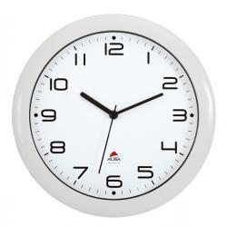 Orologio da parete Hornew - diametro 30cm - bianco - Alba