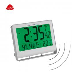 Orologio digitale LCD - 20x15x3cm - Alba
