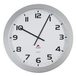Orologio da parete Giant - diametro 60cm - grigio - Alba