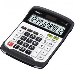 Calcolatrice da tavolo WD-320MT - 12 cifre - waterproof - Casio