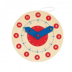 Orologio in legno - ø18cm - CWR