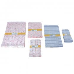 Buste in carta - stampa generica - 10x18 cm - Balmar 2000 - conf. 100 sacchetti