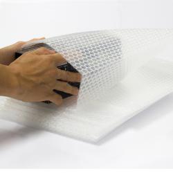 Buste trasparenti a bolle d'aria - 15x25 cm - Gandolfi - conf. 10 pezzi