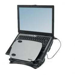 Supporto notebook Professional Series - hub USB e leggio - Fellowes