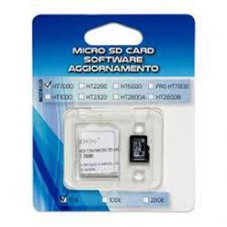 Micro SD Card aggiornamento HolenBecky HT2320