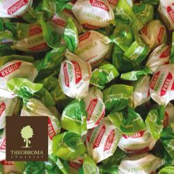 Caramelle Mini - gusto menta - Theobroma - busta da 500 g