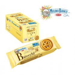 Baiocchi - Mulino Bianco - monoporzione con 3 biscotti da 28 gr