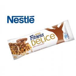 Barretta fitness al cioccolato - Nestlè - monoporzione da 23,5 gr