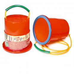 Set trampoli regolabili con manici - in gomma - CWR