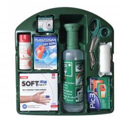 Kit di pronto soccorso K9 - 3in1 (lavaggio oculare, ustioni, medicazioni) - PVS