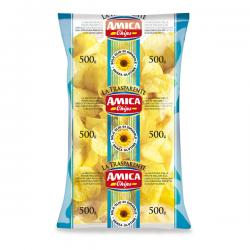 Patatina classica - 500 gr - Amica Chips