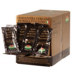 Olio extra vergine d'oliva italiano - 100 bustine monodose da 10 ml - Viander