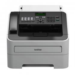 Brother - fax 2845 - con modem da 33 600 BPS cornetta telefonica