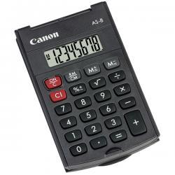 Canon - calcolatrice- tascabile - AS8HB