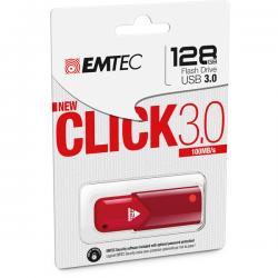 Emtec - USB 3.0 - B100 - 128 GB - rosso