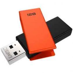 Emtec - USB 2.0 - C350 - 128 GB - arancione