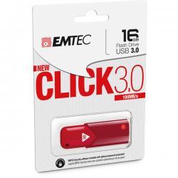 Emtec - USB 3.0 - B100 - 16 GB - rosso